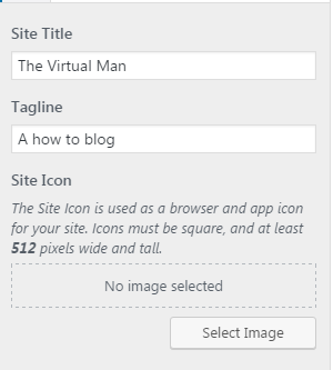 How to add a favicon to your wordpress site 5