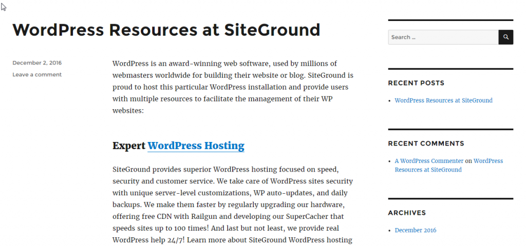 How to create a WordPress blog with a free SSl cert 27