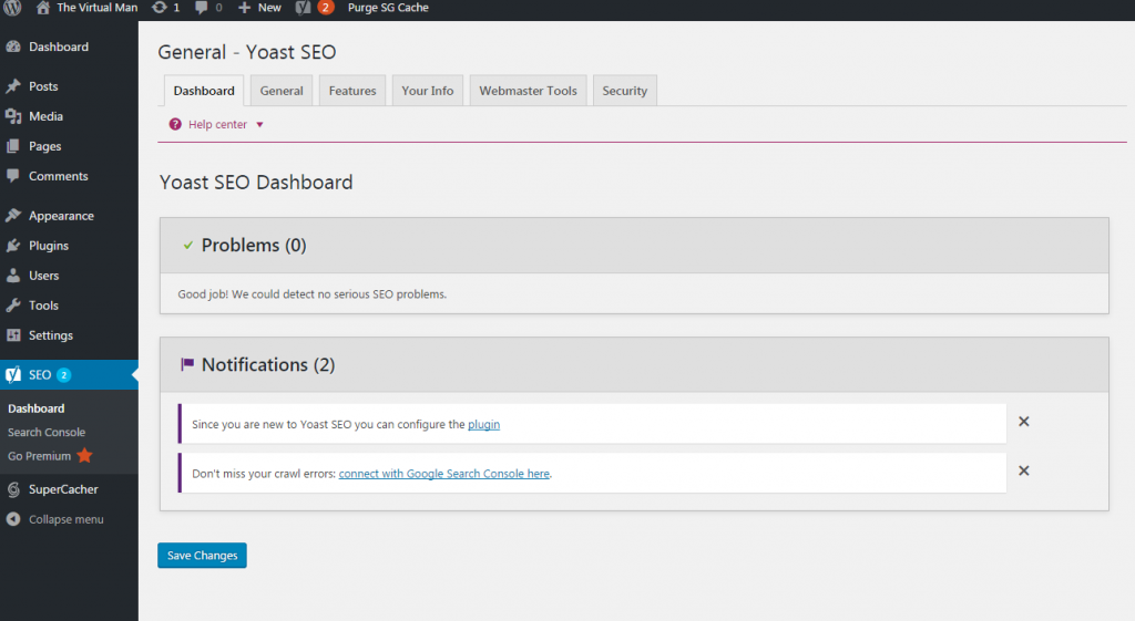How to create a WordPress blog with a free SSl cert 50