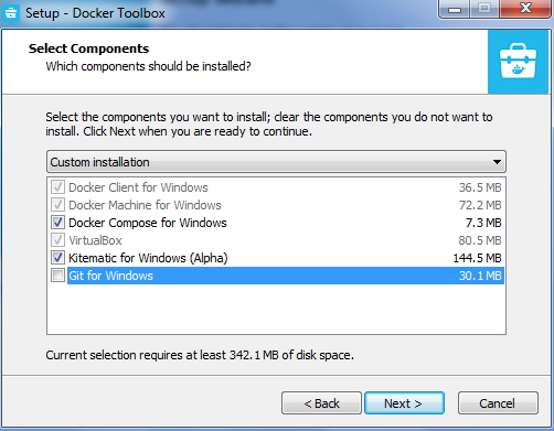 How to install docker on windows 7 - WebMe - Web Design - Graphic