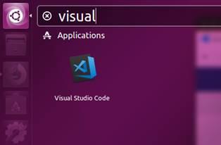 Install visual studio code on ubuntu 16.4 desktop-image010