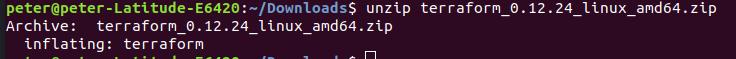 How to install Terraform on Ubuntu 18.04_4